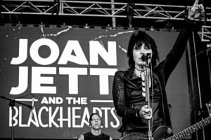 Joan Jett & The Blackhearts - Mornington Racecourse, Melbourne 19th Jan 2019 by Paul Miles (26 of 38)