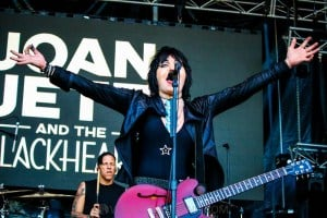 Joan Jett & The Blackhearts - Mornington Racecourse, Melbourne 19th Jan 2019 by Paul Miles (28 of 38)