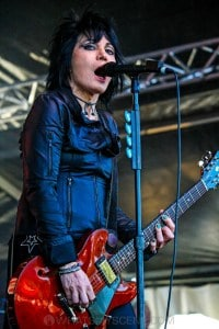 Joan Jett & The Blackhearts - Mornington Racecourse, Melbourne 19th Jan 2019 by Paul Miles (6 of 38)