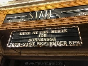 Joe Bonamassa, State Theatre Sydney 20th September 2019 by Mandy Hall  (44 of 44)