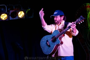Kevin Bloody Wilson, Commercial Hotel, Melbourne 27th March 2021 by Paul Miles (36 of 46)