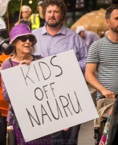 Teachers Walk Off 4 Kids Off Nauru