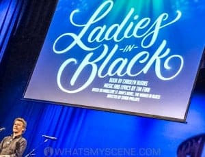 Ladies in Black Morning Tea Media Call