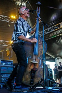 The Living End - Mornington Racecourse, Melbourne 19th Jan 2019 by Paul Miles (12 of 31)