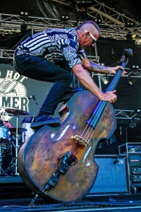 The Living End - Mornington Racecourse, Melbourne 19th Jan 2019 by Paul Miles (13 of 31)