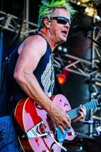 The Living End - Mornington Racecourse, Melbourne 19th Jan 2019 by Paul Miles (22 of 31)