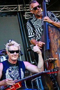 The Living End - Mornington Racecourse, Melbourne 19th Jan 2019 by Paul Miles (27 of 31)