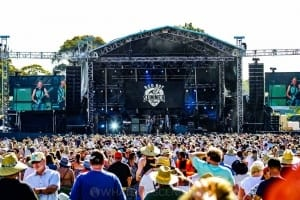 The Living End - Mornington Racecourse, Melbourne 19th Jan 2019 by Paul Miles (31 of 31)