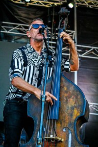 The Living End - Mornington Racecourse, Melbourne 19th Jan 2019 by Paul Miles (9 of 31)
