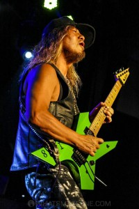 Loudness, Max Watt's, Melbourne 9th May 2019 by Paul Miles (11 of 39)