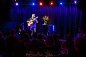 Luka Bloom at the Caravan Club, 29th March 2019 by Mandy Hall  (10 of 17)