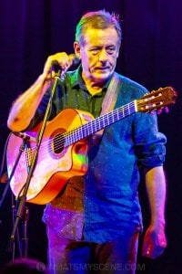 Luka Bloom at the Caravan Club, 29th March 2019 by Mandy Hall  (1 of 17)