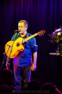 Luka Bloom at the Caravan Club, 29th March 2019 by Mandy Hall  (3 of 17)