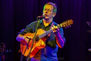 Luka Bloom at the Caravan Club, 29th March 2019 by Mandy Hall  (5 of 17)