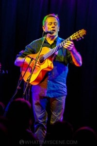 Luka Bloom at the Caravan Club, 29th March 2019 by Mandy Hall  (6 of 17)