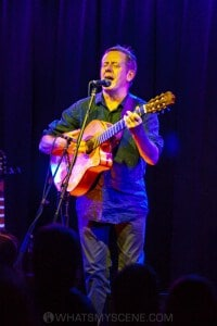 Luka Bloom at the Caravan Club, 29th March 2019 by Mandy Hall  (7 of 17)