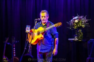 Luka Bloom at the Caravan Club, 29th March 2019 by Mandy Hall  (9 of 17)
