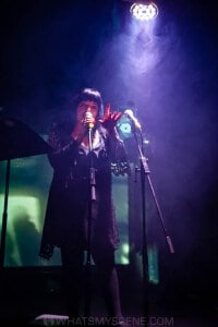 Lydia Lunch at the Curtin, Carlton 6th July 2019 by Mandy Hall (13 of 22)