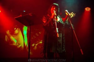 Lydia Lunch at the Curtin, Carlton 6th July 2019 by Mandy Hall (16 of 22)