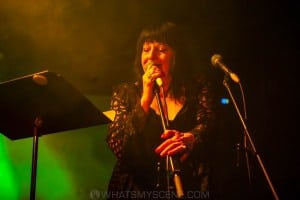 Lydia Lunch at the Curtin, Carlton 6th July 2019 by Mandy Hall (17 of 22)