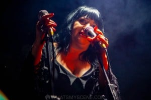 Lydia Lunch at the Curtin, Carlton 6th July 2019 by Mandy Hall (18 of 22)