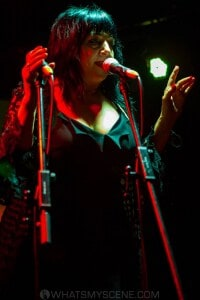 Lydia Lunch at the Curtin, Carlton 6th July 2019 by Mandy Hall (1 of 22)