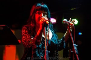 Lydia Lunch at the Curtin, Carlton 6th July 2019 by Mandy Hall (2 of 22)