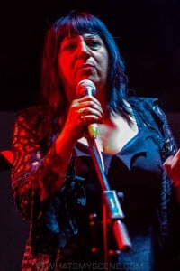 Lydia Lunch at the Curtin, Carlton 6th July 2019 by Mandy Hall (3 of 22)