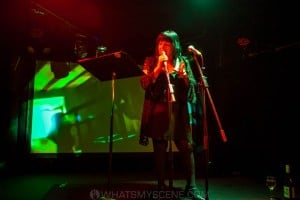 Lydia Lunch at the Curtin, Carlton 6th July 2019 by Mandy Hall (8 of 22)