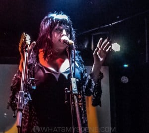 Lydia Lunch at the Curtin, Carlton 6th July 2019 by Mary Boukouvalas (10 of 16)