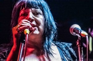 Lydia Lunch at the Curtin, Carlton 6th July 2019 by Mary Boukouvalas (11 of 16)