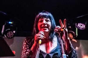 Lydia Lunch at the Curtin, Carlton 6th July 2019 by Mary Boukouvalas (12 of 16)