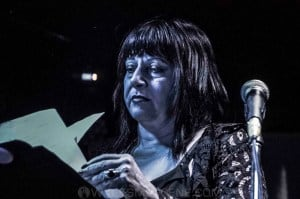 Lydia Lunch at the Curtin, Carlton 6th July 2019 by Mary Boukouvalas (14 of 16)
