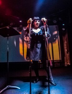 Lydia Lunch at the Curtin, Carlton 6th July 2019 by Mary Boukouvalas (2 of 16)