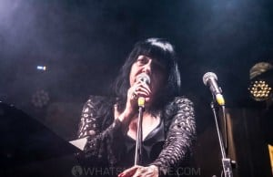 Lydia Lunch at the Curtin, Carlton 6th July 2019 by Mary Boukouvalas (3 of 16)
