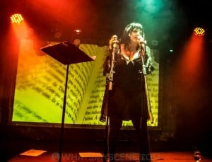 Lydia Lunch at the Curtin, Carlton 6th July 2019 by Mary Boukouvalas (5 of 16)