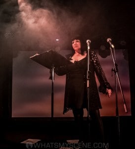 Lydia Lunch at the Curtin, Carlton 6th July 2019 by Mary Boukouvalas (6 of 16)