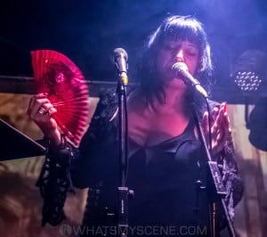 Lydia Lunch at the Curtin, Carlton 6th July 2019 by Mary Boukouvalas (7 of 16)