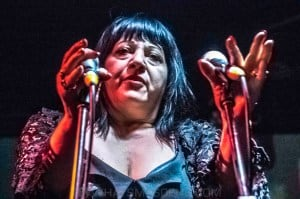 Lydia Lunch at the Curtin, Carlton 6th July 2019 by Mary Boukouvalas (9 of 16)