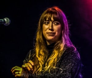 Madeline Leman & the Desert Swells, The Curtin - 18th April 2019 by Mary Boukouvalas (2 of 12)