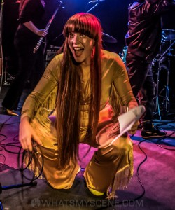 Madeline Leman & the Desert Swells, The Curtin - 18th April 2019 by Mary Boukouvalas (3 of 12)