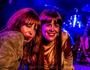 Madeline Leman & the Desert Swells, The Curtin - 18th April 2019 by Mary Boukouvalas (4 of 12)