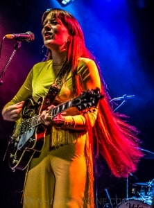 Madeline Leman & the Desert Swells, The Curtin - 18th April 2019 by Mary Boukouvalas (6 of 12)
