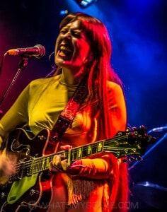 Madeline Leman & the Desert Swells, The Curtin - 18th April 2019 by Mary Boukouvalas (7 of 12)