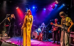 Madeline Leman & the Desert Swells, The Curtin - 18th April 2019 by Mary Boukouvalas (9 of 12)