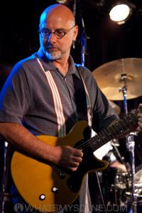 Bob Spencer - Guitar Heroes - Ruby's Belgrave - 8th Jan