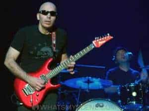 Joe Satriani - Princess Theatre - 3rd Dec 2006