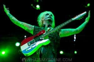 John 5 - Soundwave - 4th March 2011