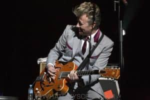 Stray Cats - Brian Setzer - The Palais - 19th Feb 2009