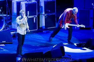 The Who - Pete Townshend - Acer Arena - 31st March 2009
